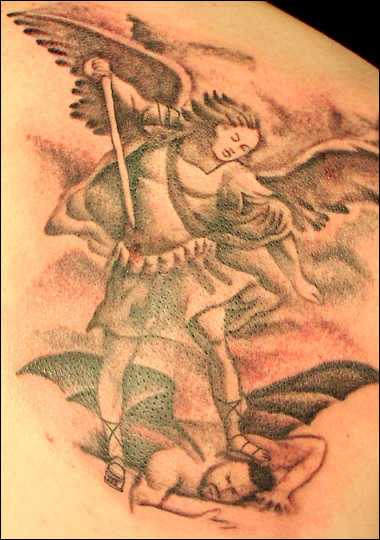 angel tattoo designs without mentioning the enchanting cherub angels