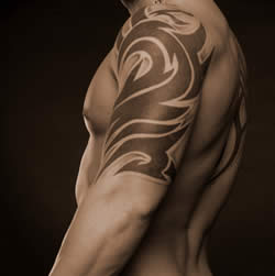 Good Body Tribal Tattoos Pictures