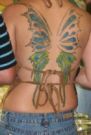 Here are some more butterfly tattoo pictures for you to look at.