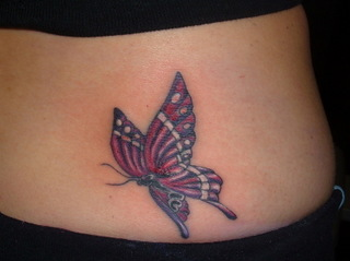 Tattoo Pictures Of Butterflies