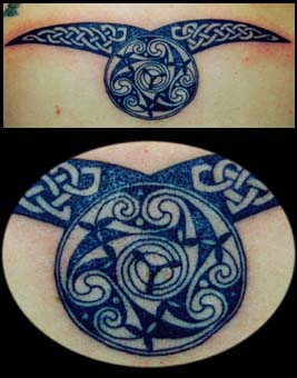 celtic tattoo design