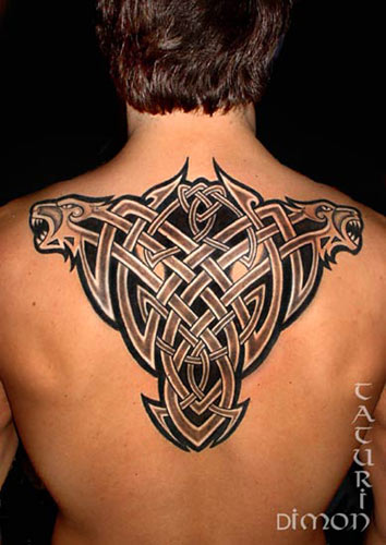 tribal cross tattoo designs. Celtic Tattoo Designs